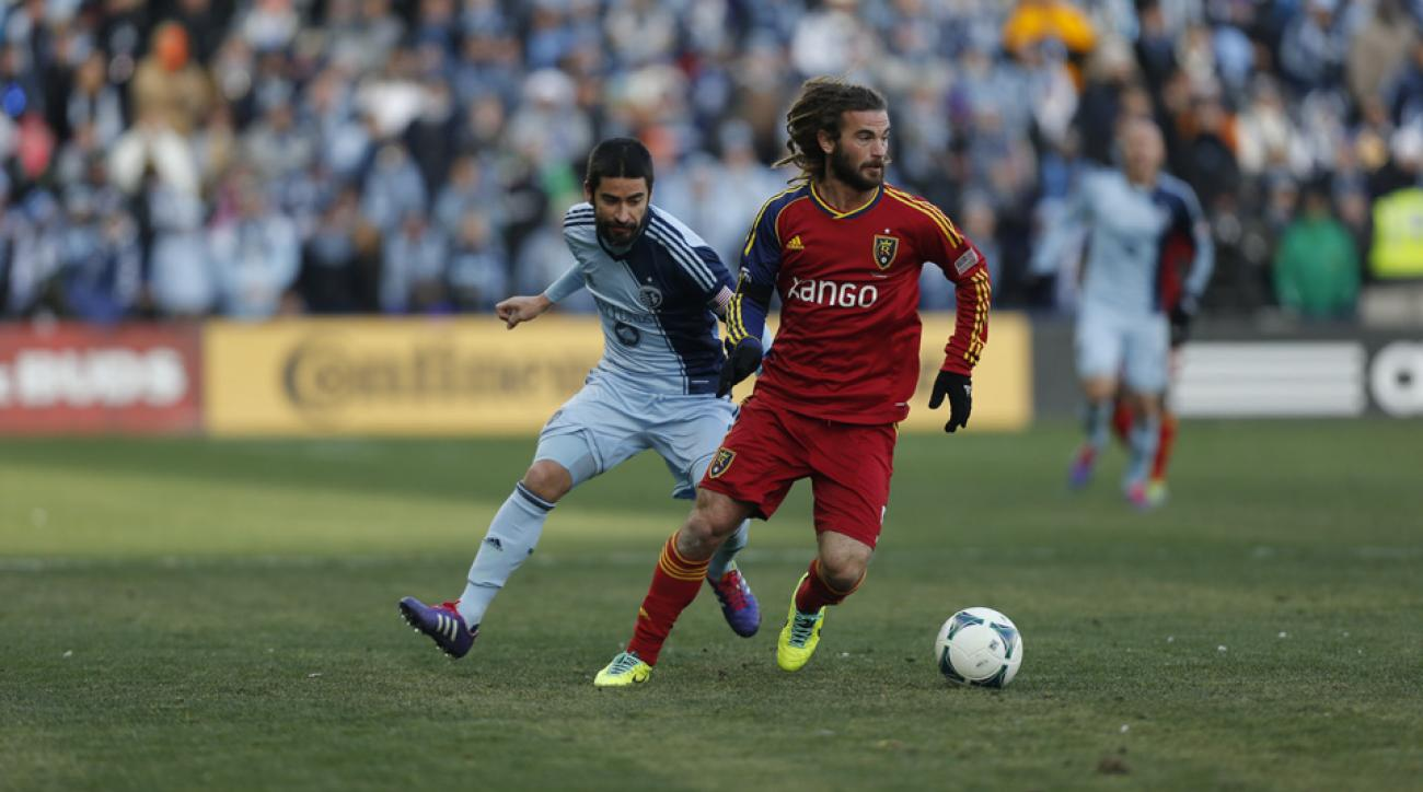 Real Salt Lake has finalized extensions for Kyle Beckerman and Nick Rimando.