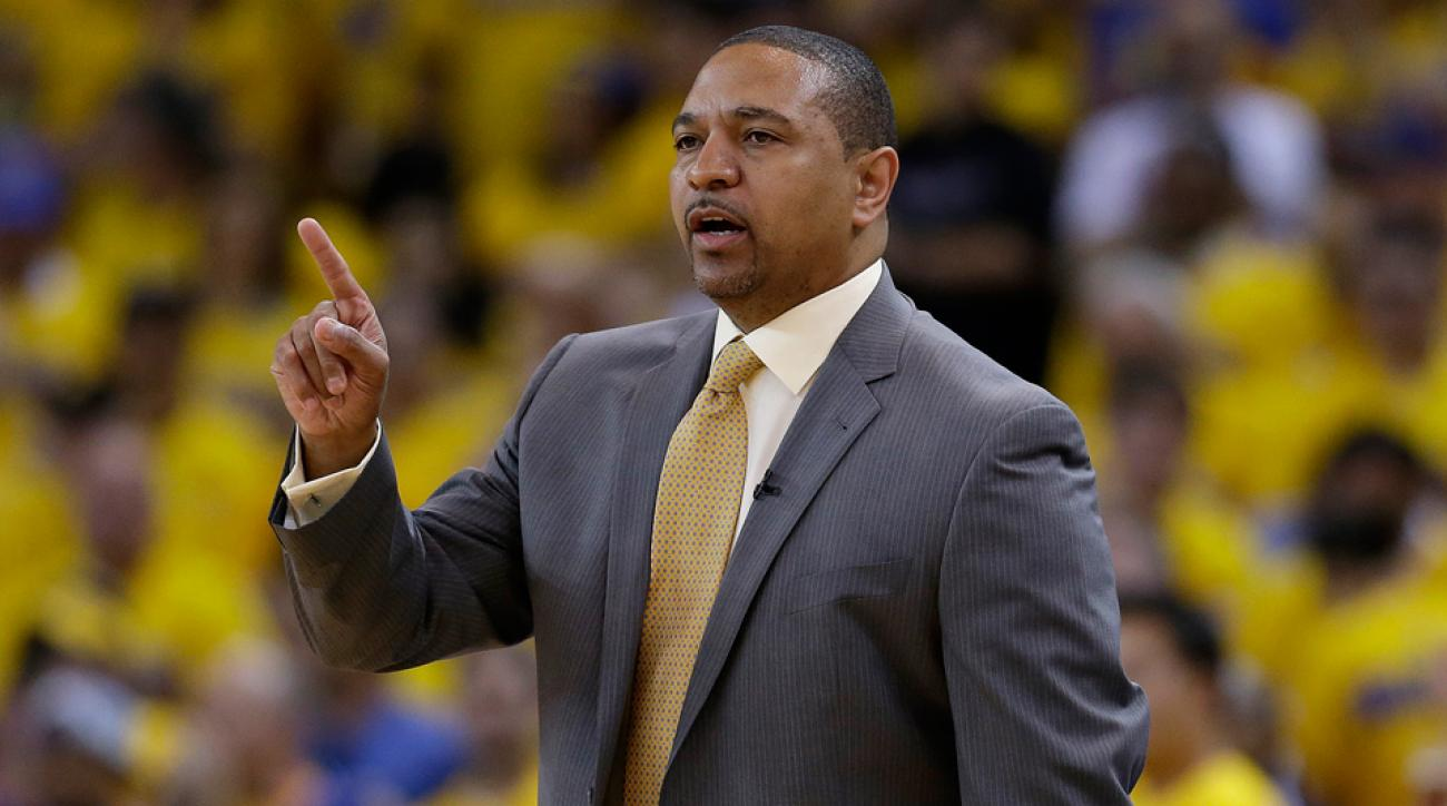 Mark Jackson meets with Kings