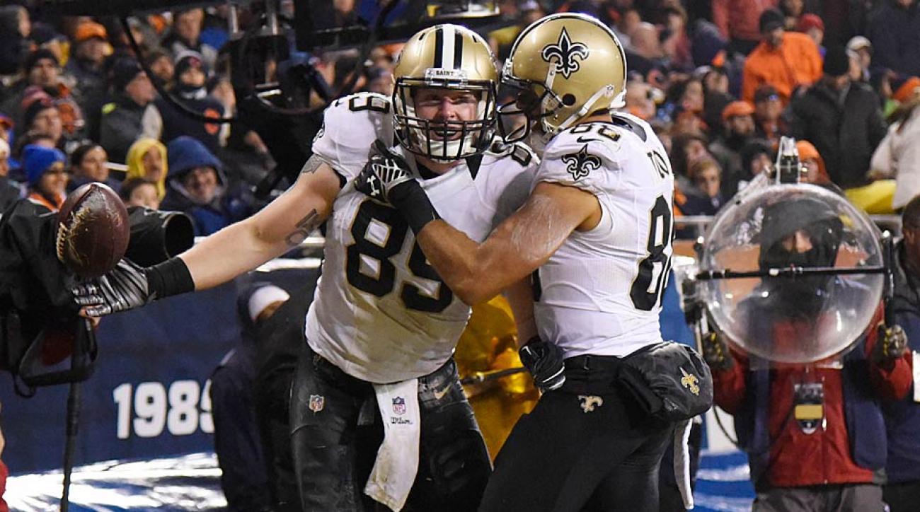 Saints NFL Week 16 betting odds