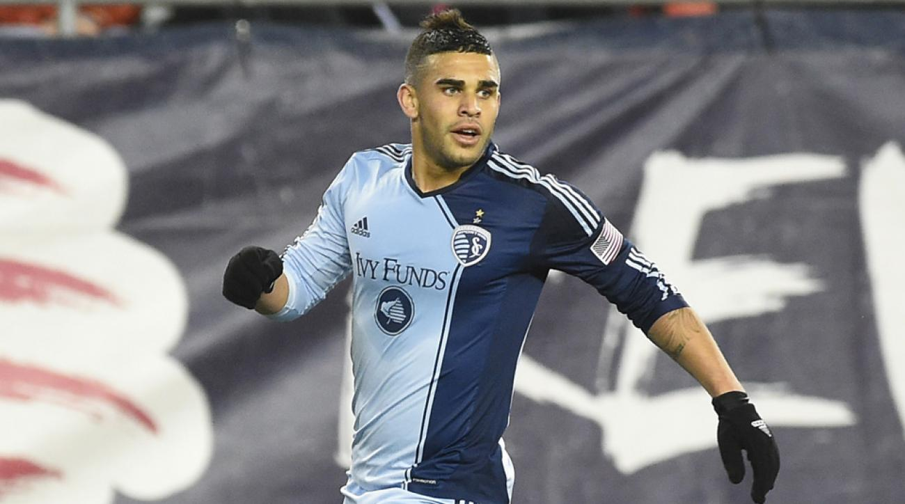 Sporting Kansas City Dom Dwyer contract extension