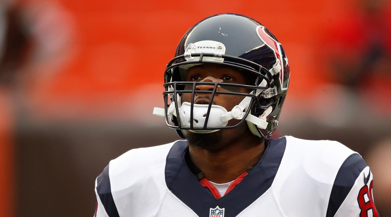 Texans' Andre Johnson concussion