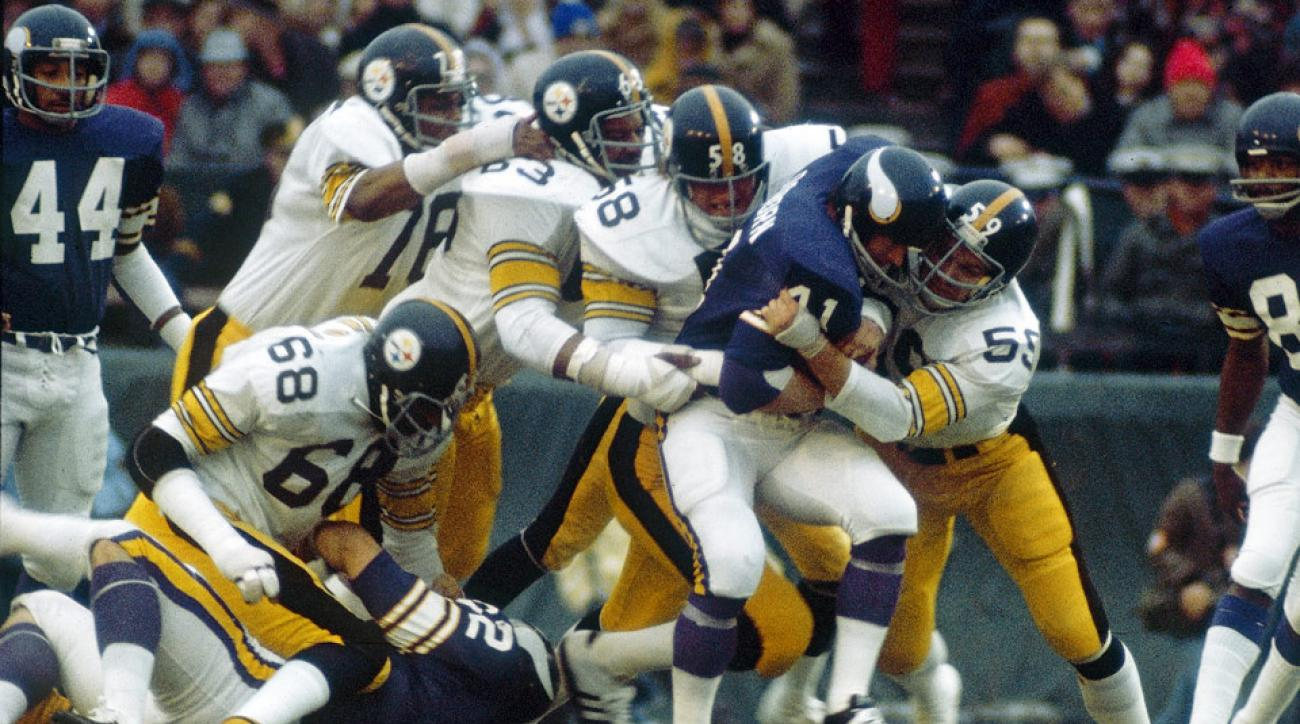 68b757e05ce Pittsburgh Steelers: Remembering team's first Super Bowl in 1974 | SI.com