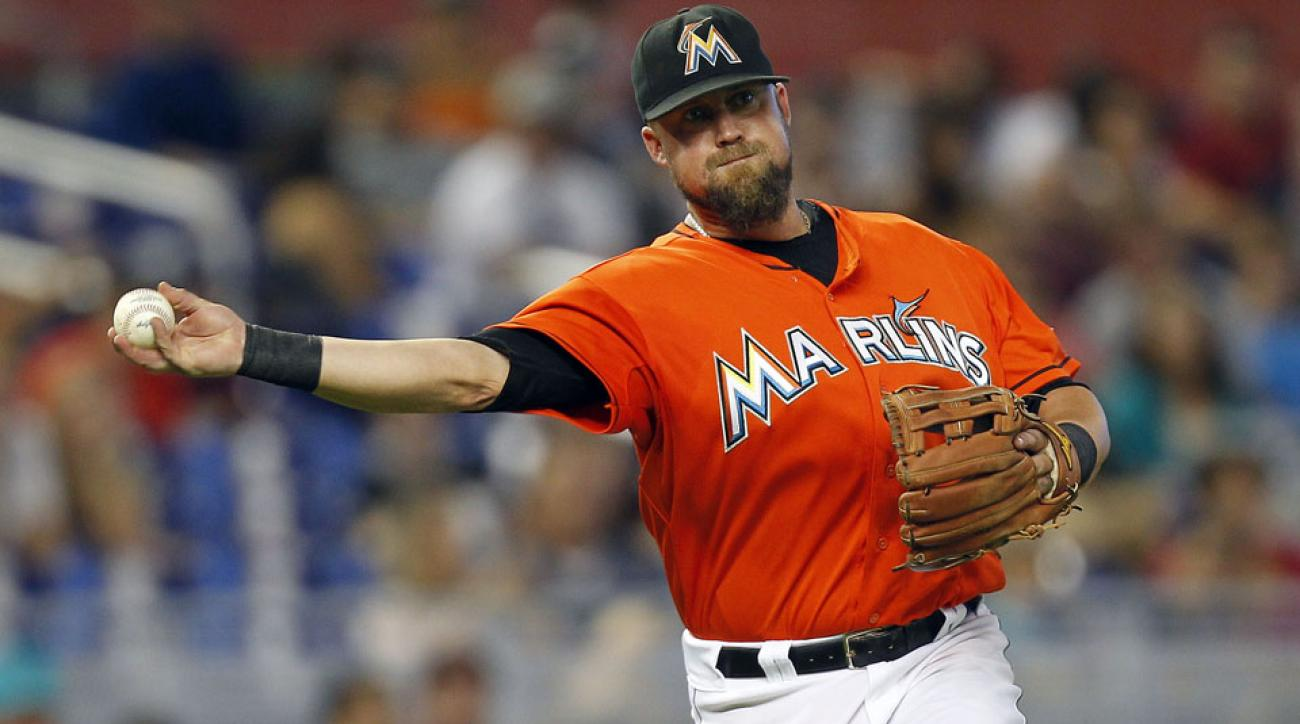 casey mcgehee trade san francisco giants miami marlins