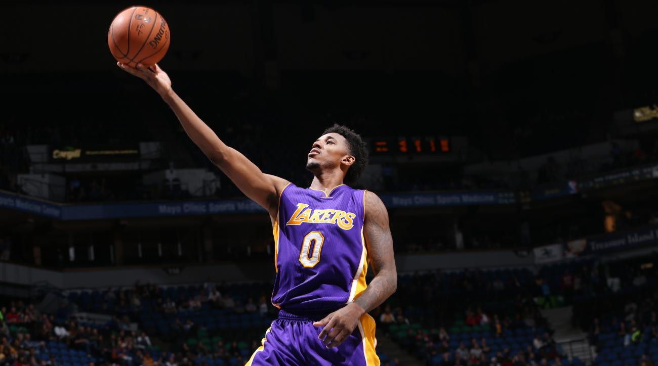 Fantasy basketball picks Nick Young