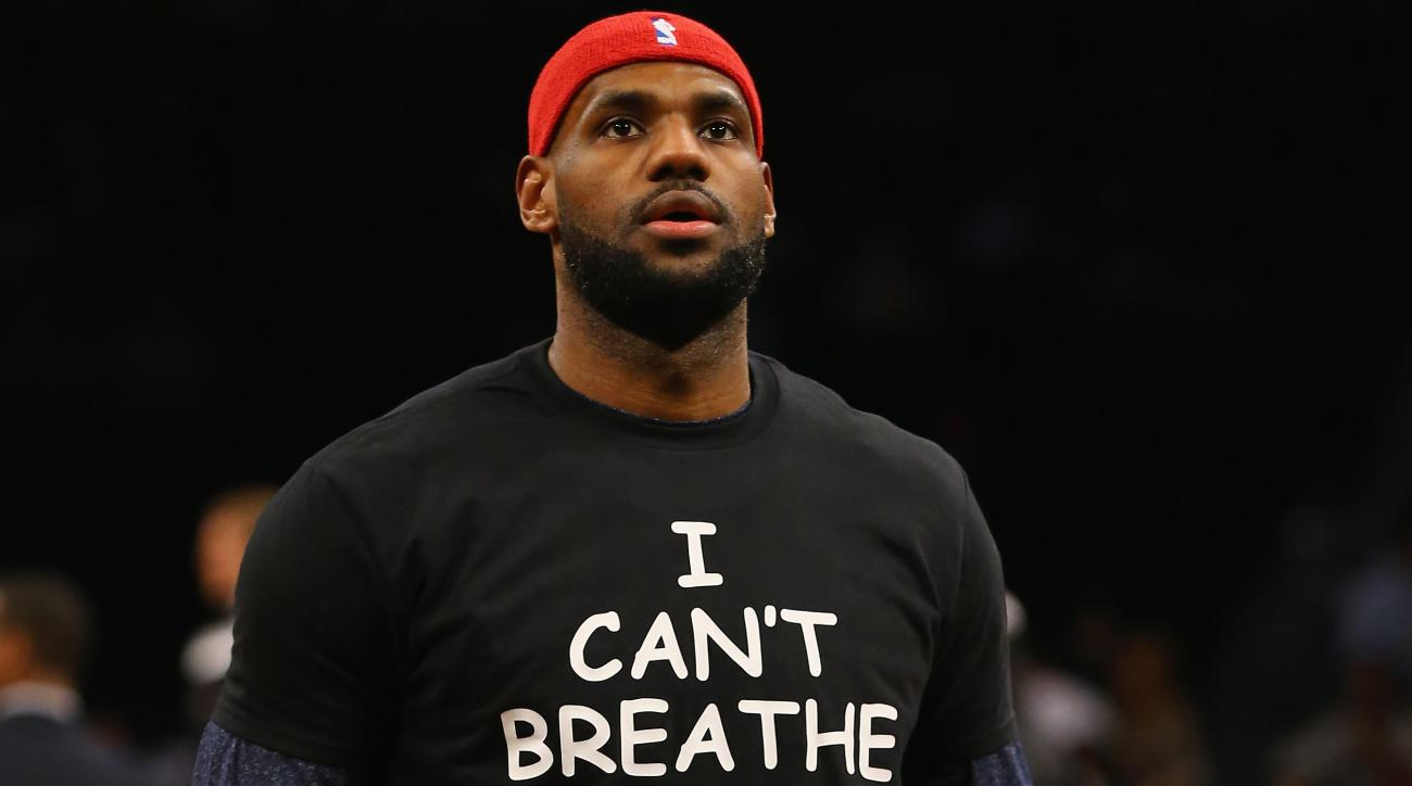 President Obama LeBron James political voice