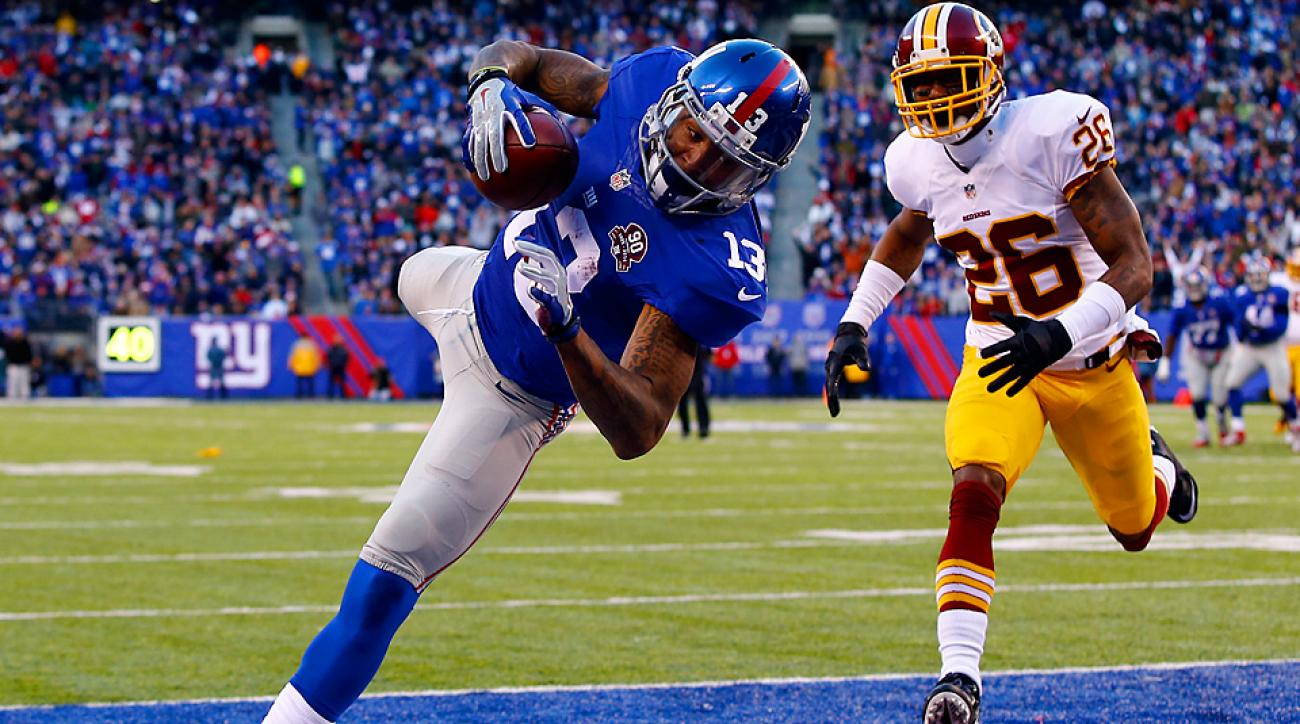 NFL Odds Week 16: How many yards will Odell Beckham Jr. have, more prop bets