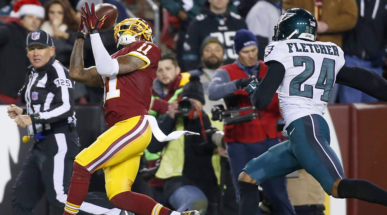 Eagles' playoff hopes looking as bleak as ever after crucial loss to Redskins