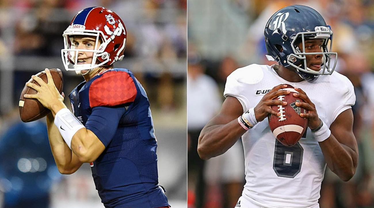 Fresno State vs. Rice: Hawaii Bowl