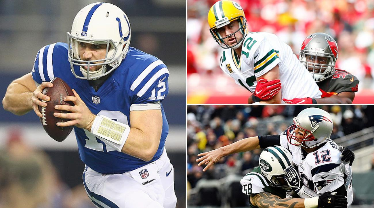 Fantasy Football Week 16: Andrew Luck, Aaron Rodgers disappoint in title game