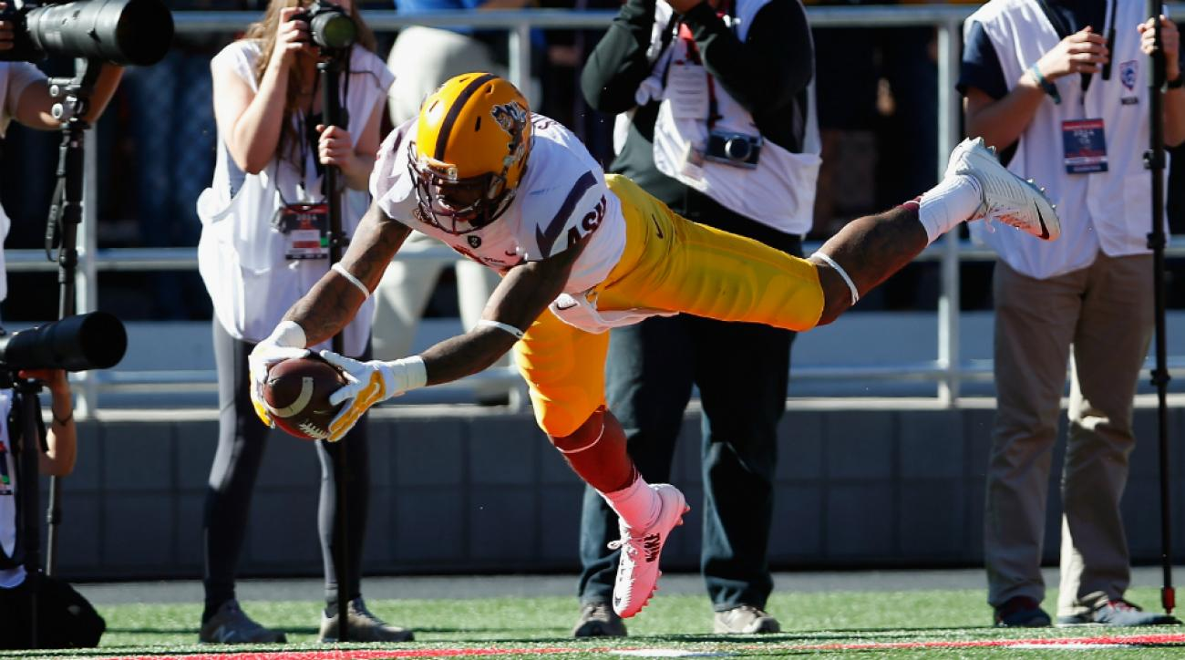 Arizona State WR Jaelen Strong enters NFL draft