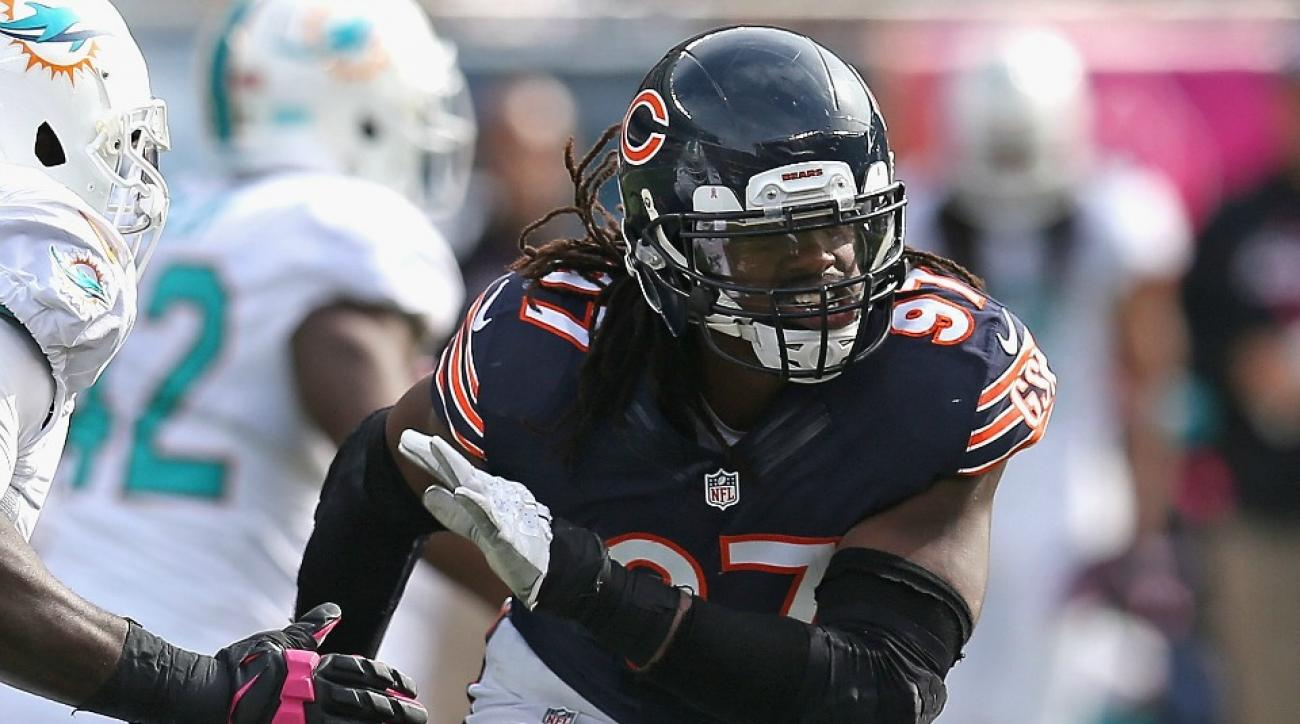 Bears Willie Young torn Achilles