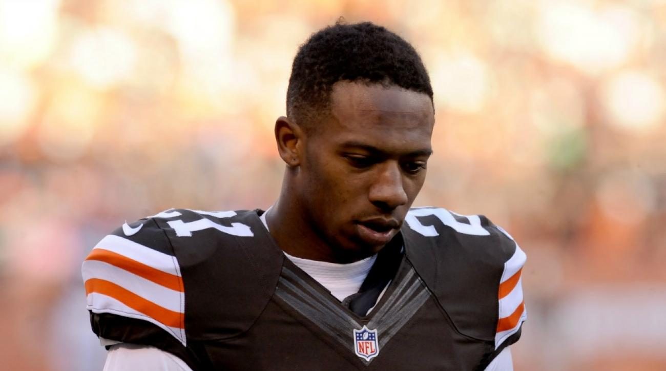 Browns Justin Gilbert