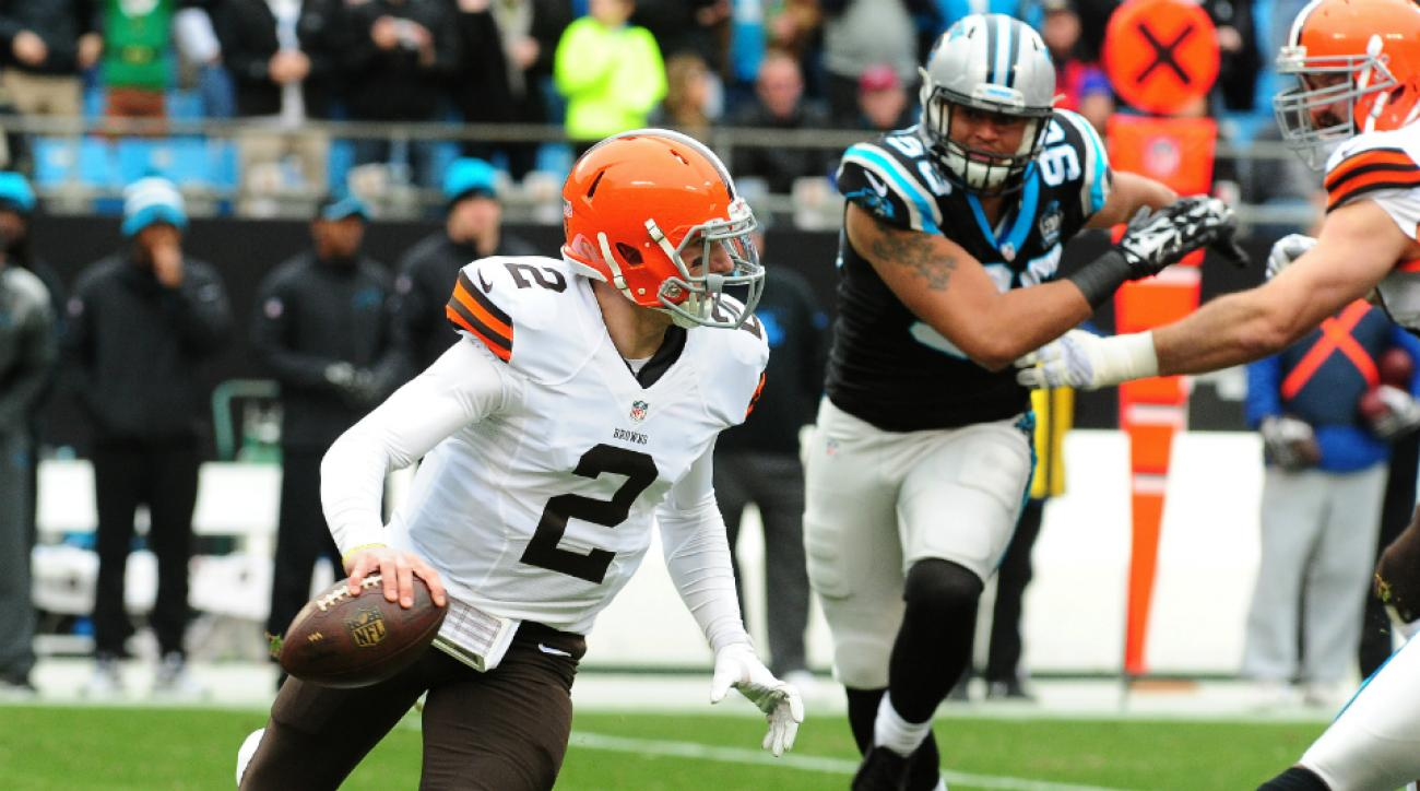 Browns QB Johnny Manziel NFL transition