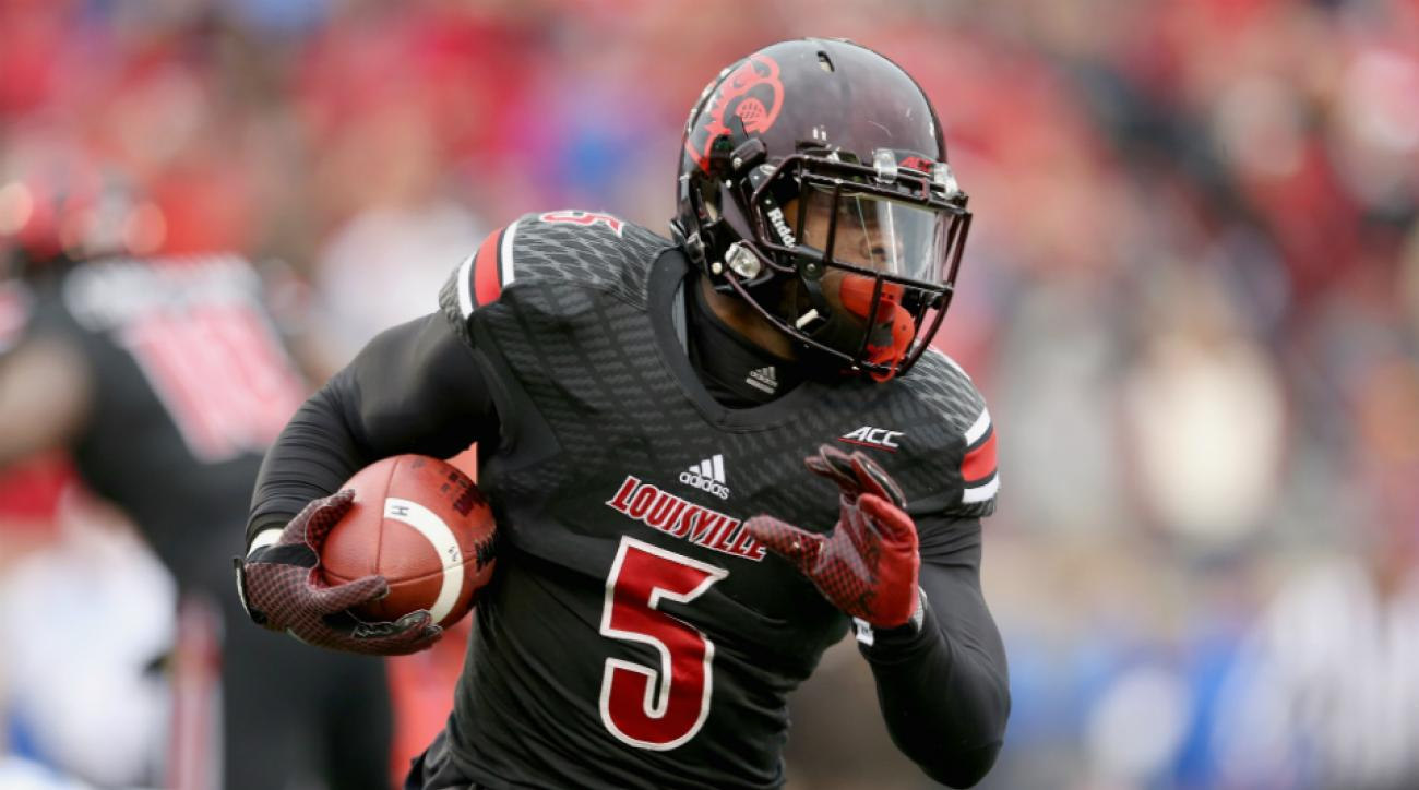 Louisville RB Michael Dyer academically ineligible