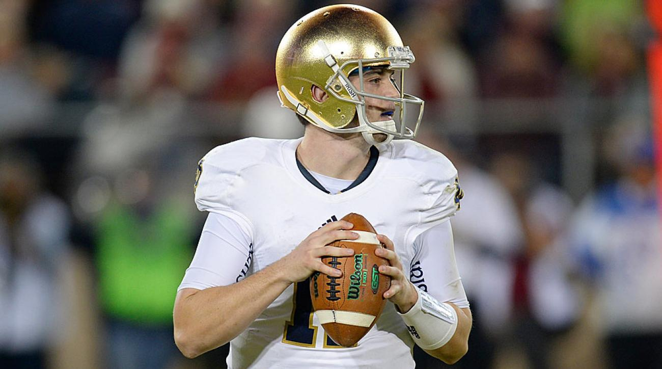 Tommy Rees Notre Dame