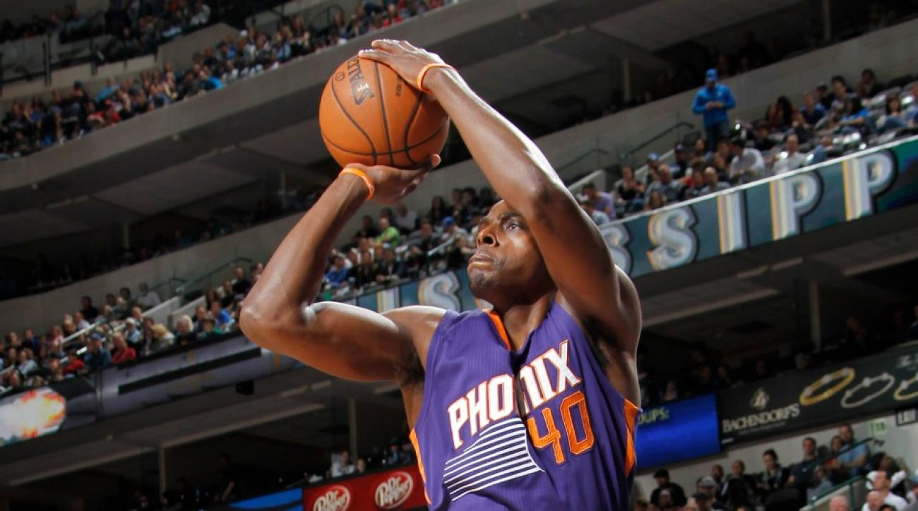 Anthony Tolliver Suns Pistons trade