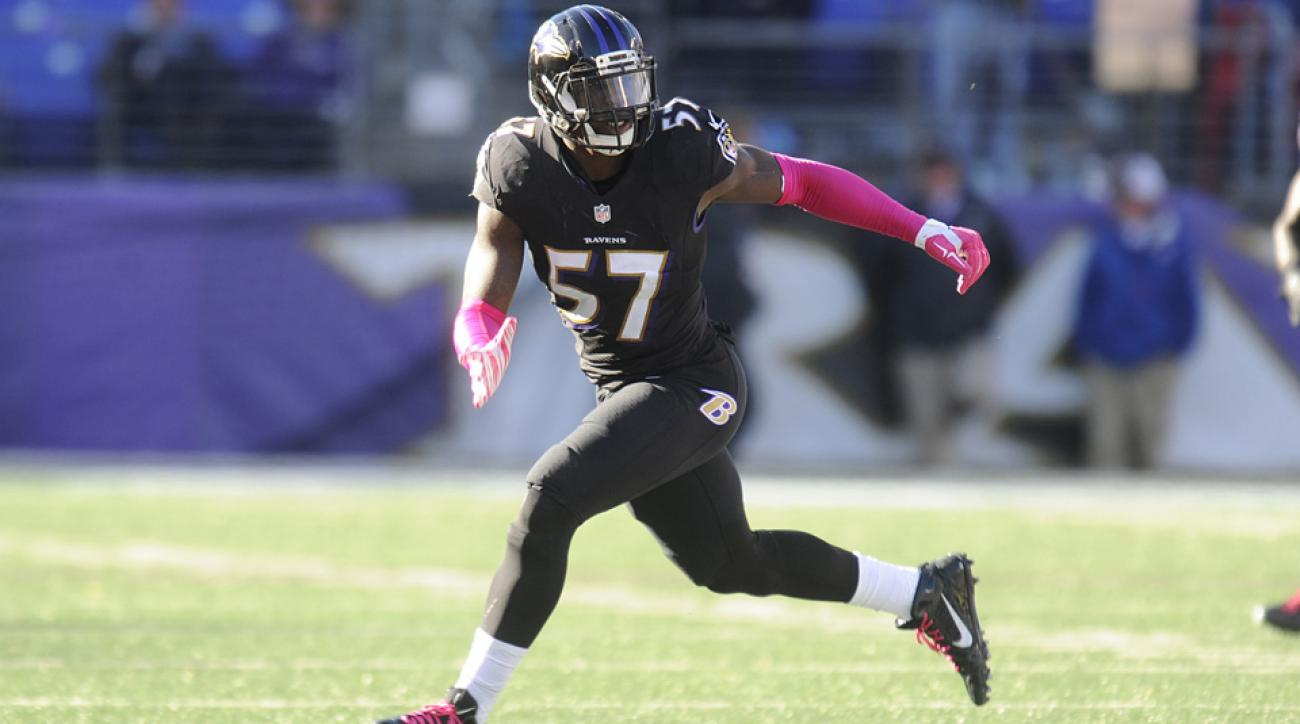 The Baltimore Ravens' CJ Mosley didn't know rookies could make the Pro Bowl.