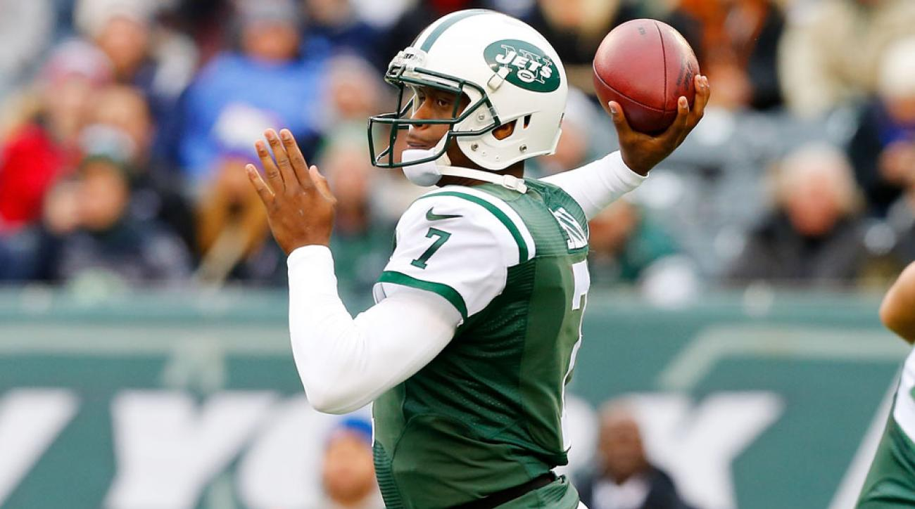 New York Jets quarterback Geno Smith envisions himself as the team's quarterback well into the future.