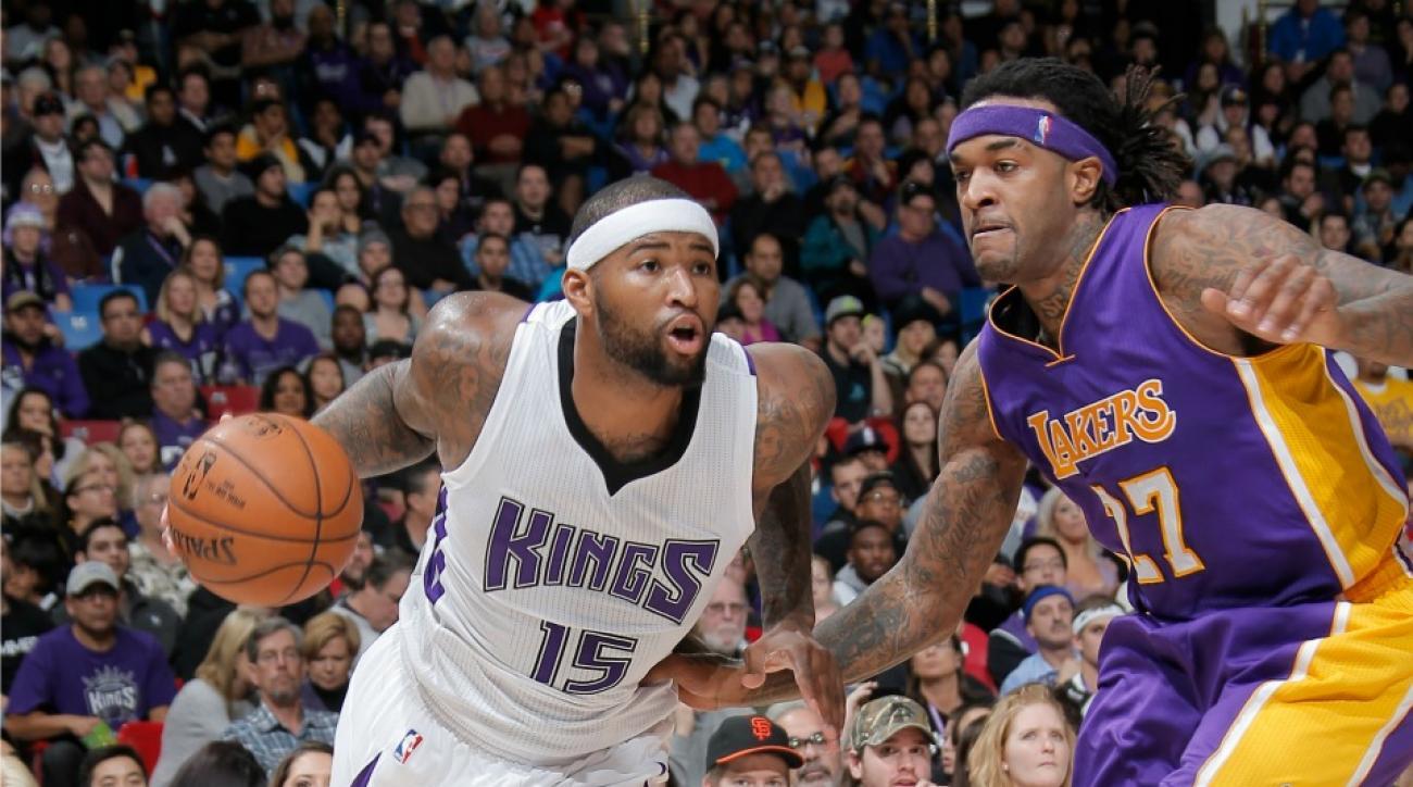 NBA fantasy picks DeMarcus Cousins