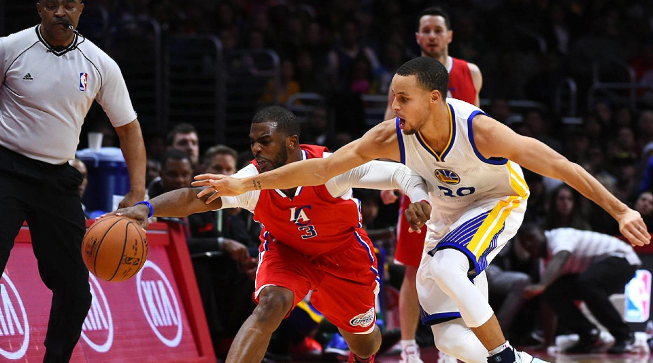 The Clippers defeated the Warriors 100-86 on Christmas Day.