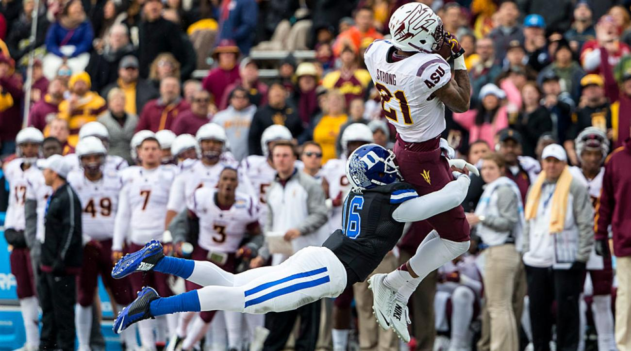 Duke's chance at bowl game win slips away yet again in Sun Bowl loss to ASU