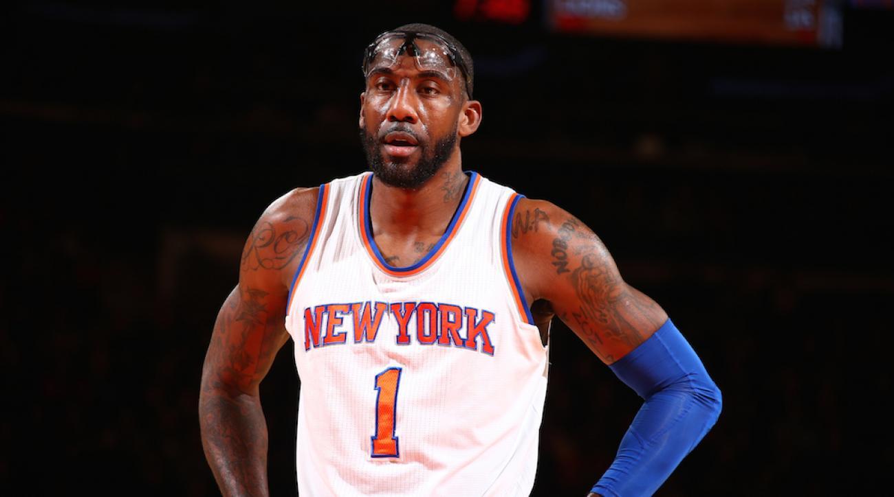 Amare Stoudemire Knicks buyout