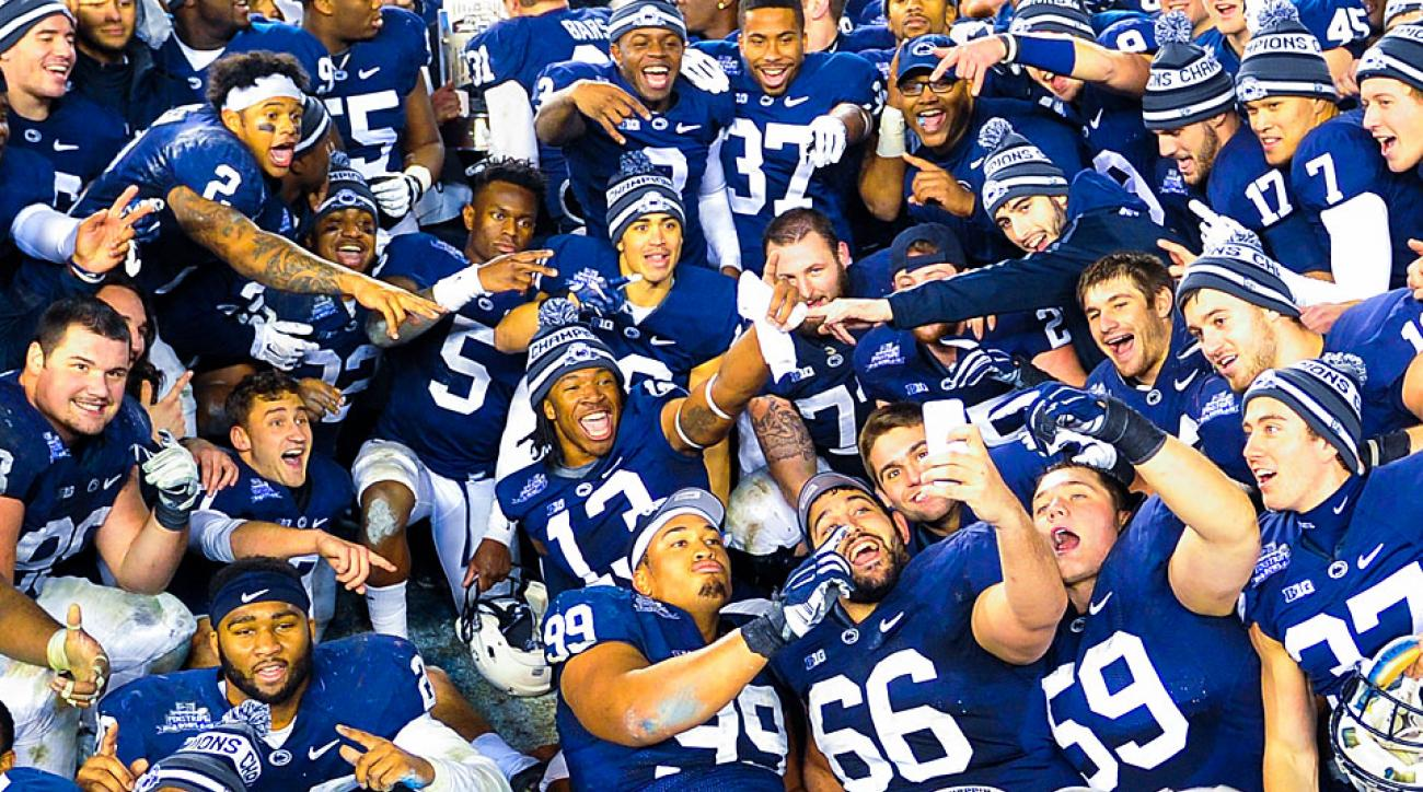 Penn State victorious in return to postseason with Pinstripe Bowl win over BC