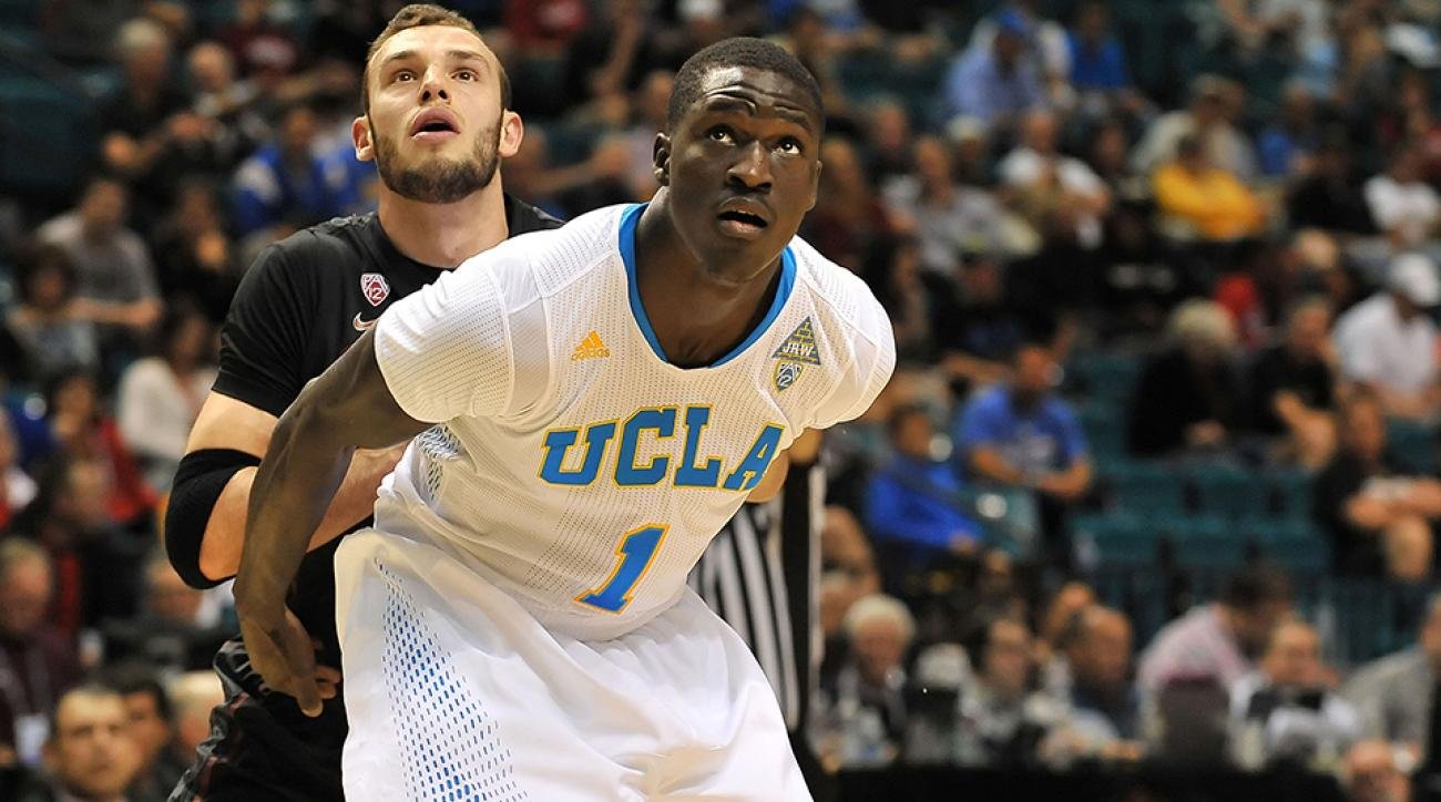 Wanaah Bail UCLA academically ineligible