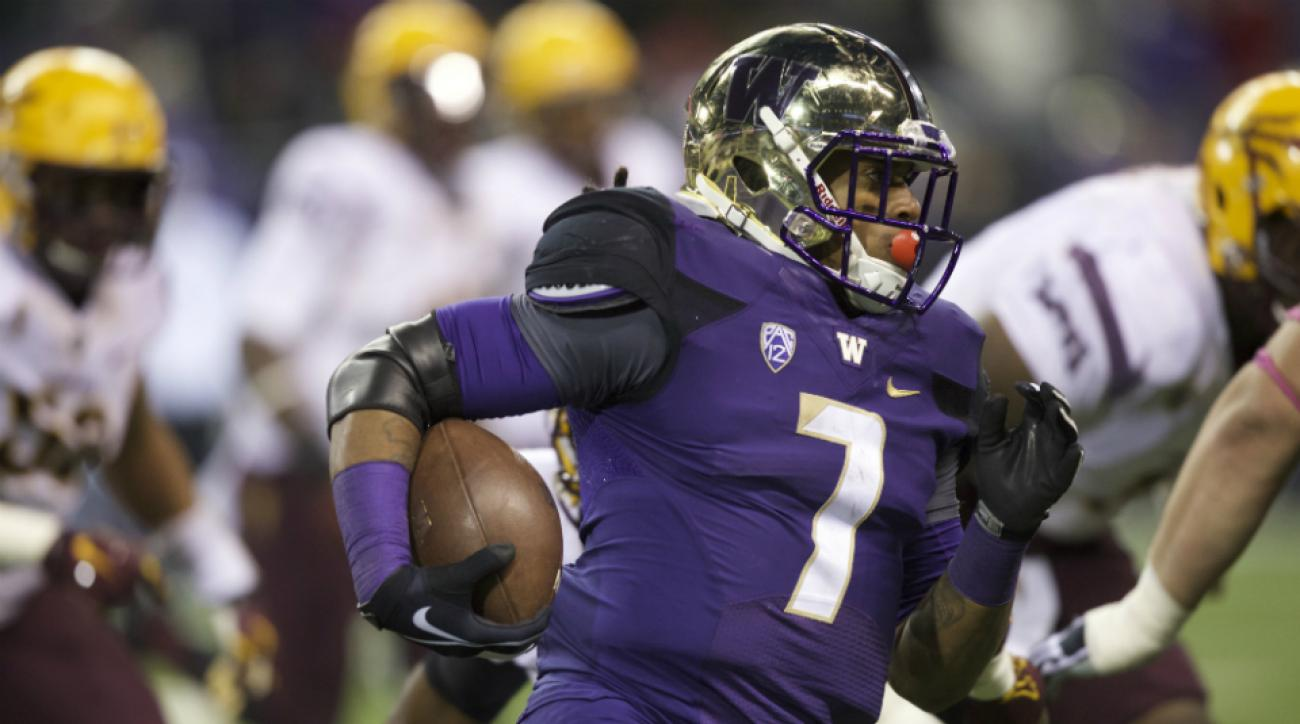 Cactus Bowl Preview Washington vs. Oklahoma State