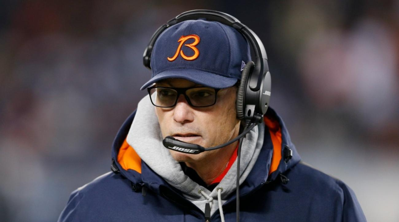 Bears fire coach Marc Trestman