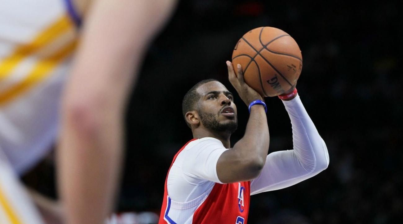 NBA fantasy picks Chris Paul