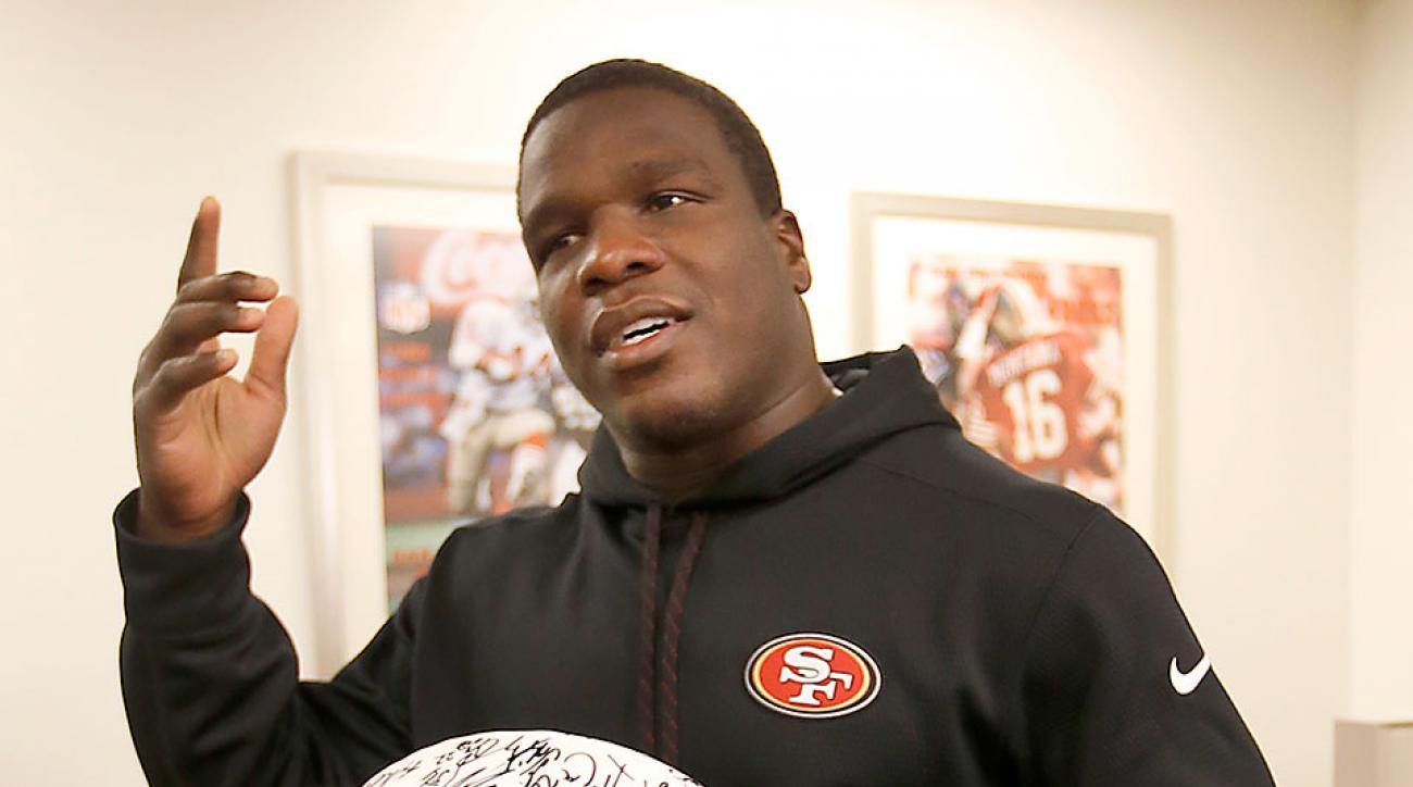 San Francisco 49ers Frank Gore