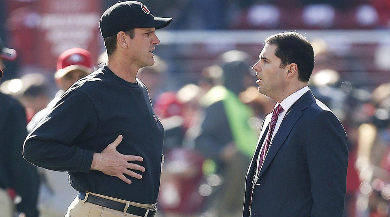 Jed York, Jim Harbaugh rift has doomed the 49ers' coaching future