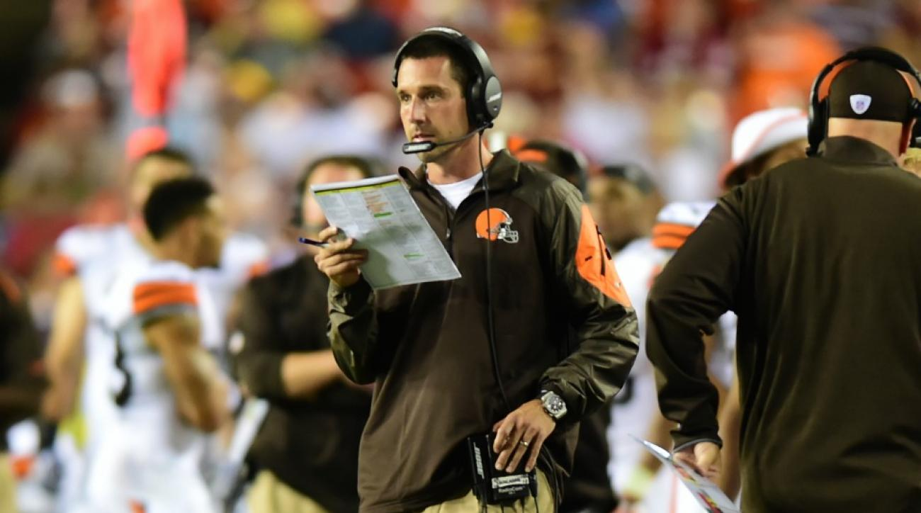 49ers Kyle Shanahan Browns