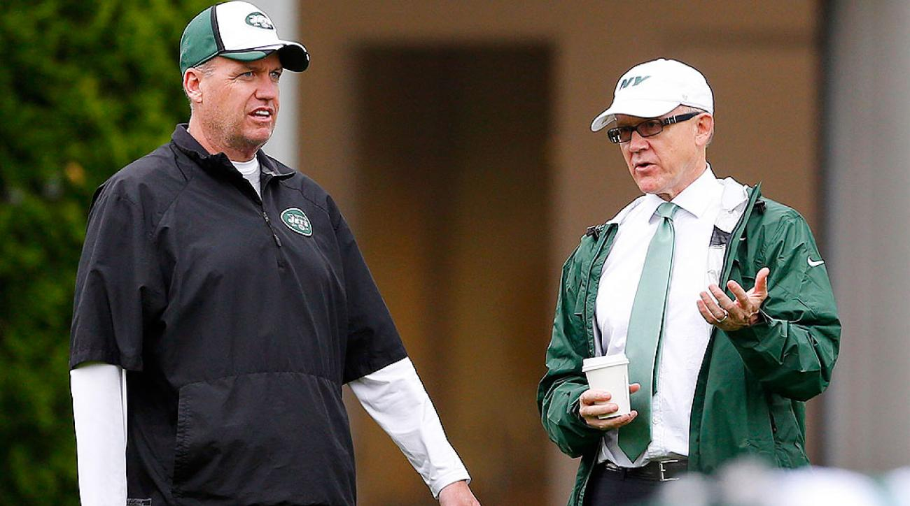 NFL Black Monday 2014 Snap Judgments: Woody Johnson's ineptitude leads to firing of Rex Ryan, John Idzik