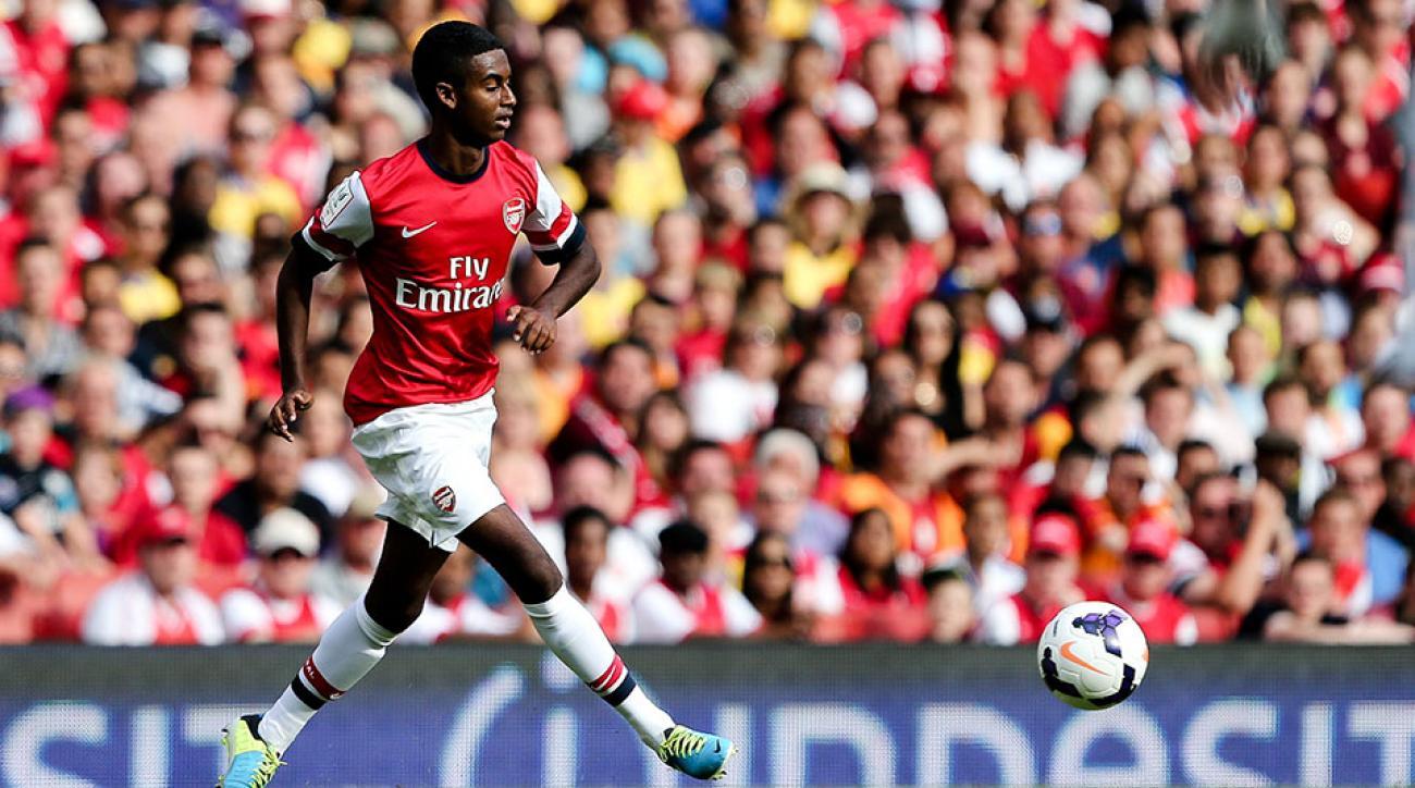 Arsenal Gedion Zelalem