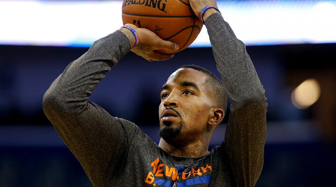 New York Knicks J.R. Smith