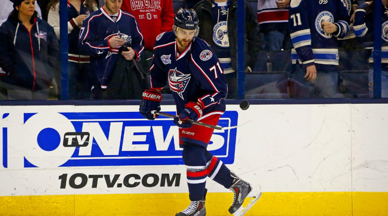 Blue Jackets Nick Foligno contract extension
