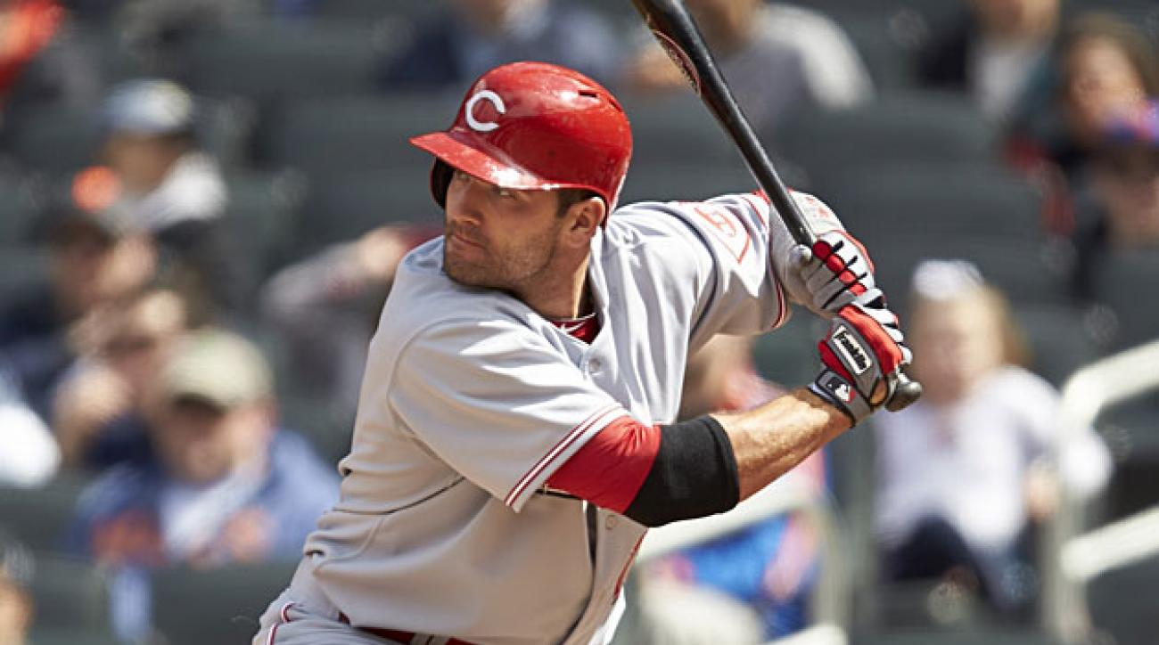 Joey Votto, Cincinnati Reds