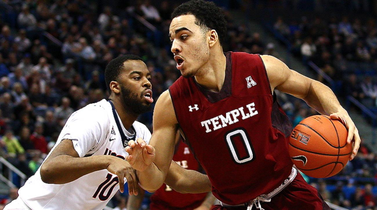 Temple defeats UConn as Ryan Boatright suffers thigh ...