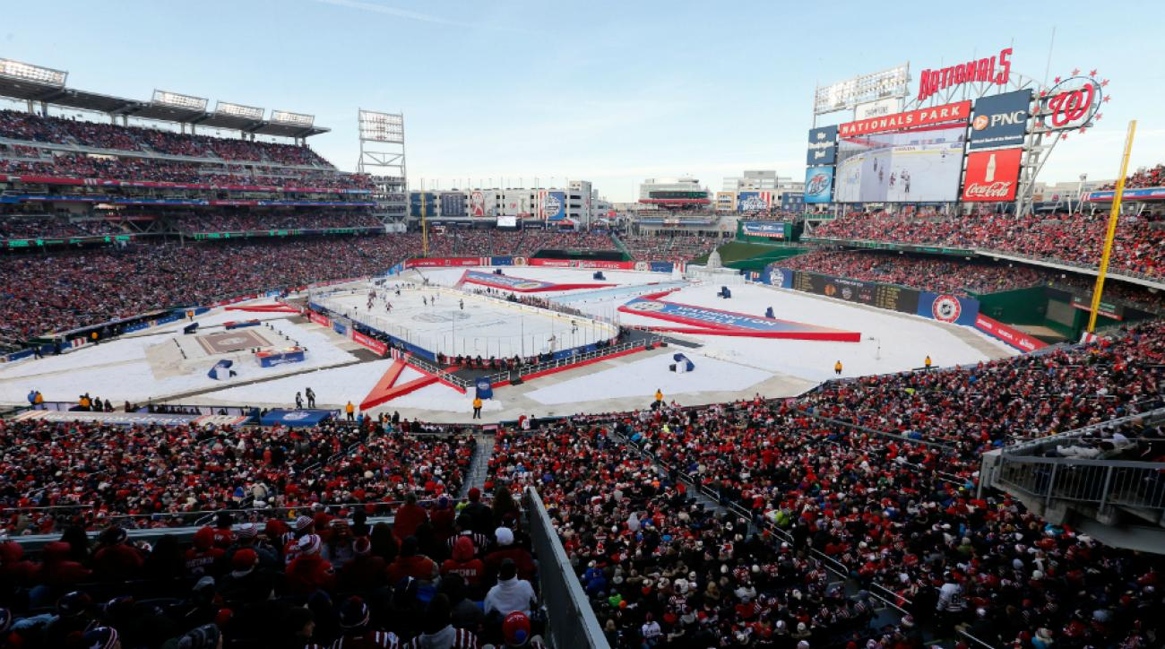 Winter Classic Washington Capitals Chicago Blackhawks