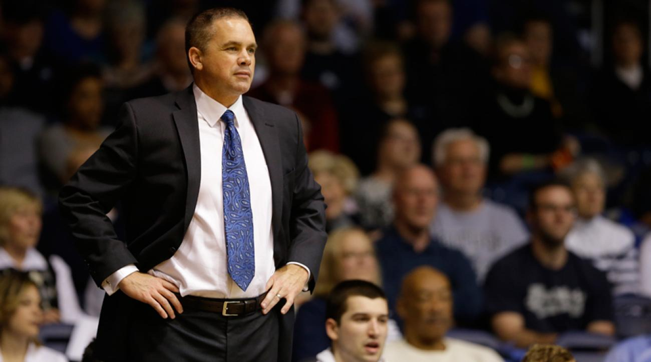 Chris Holtmann Butler coach