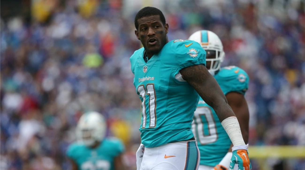 Mike Wallace does not like fantasy sports