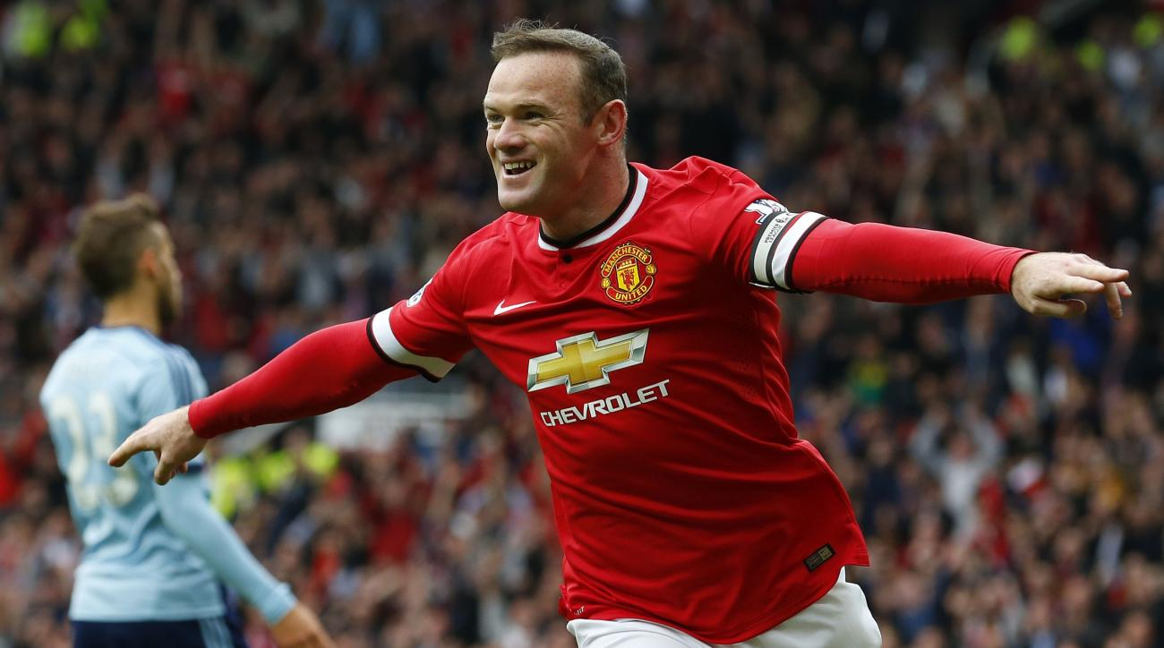 manchester united yeovil town fa cup wayne rooney selfie