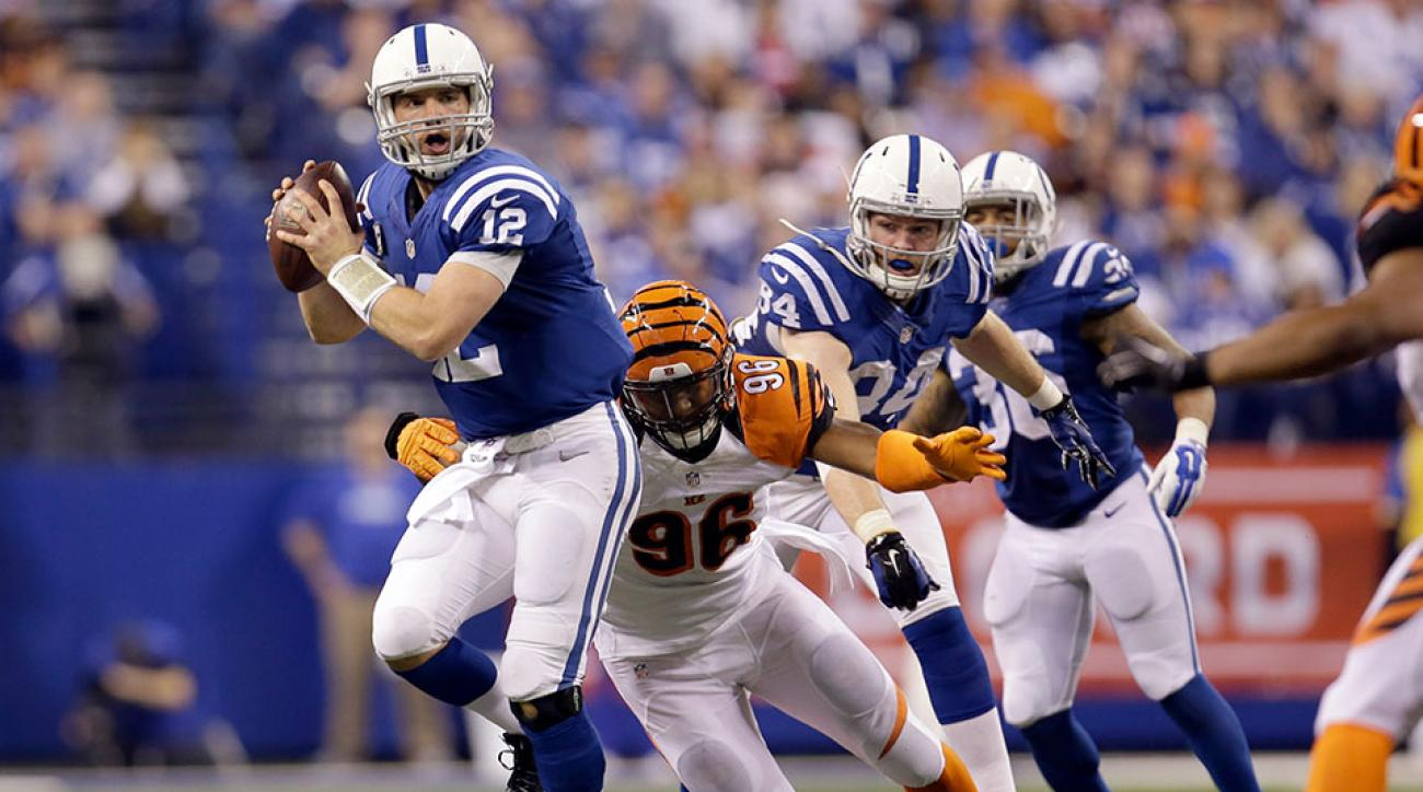 Indianapolis Colts Andrew Luck