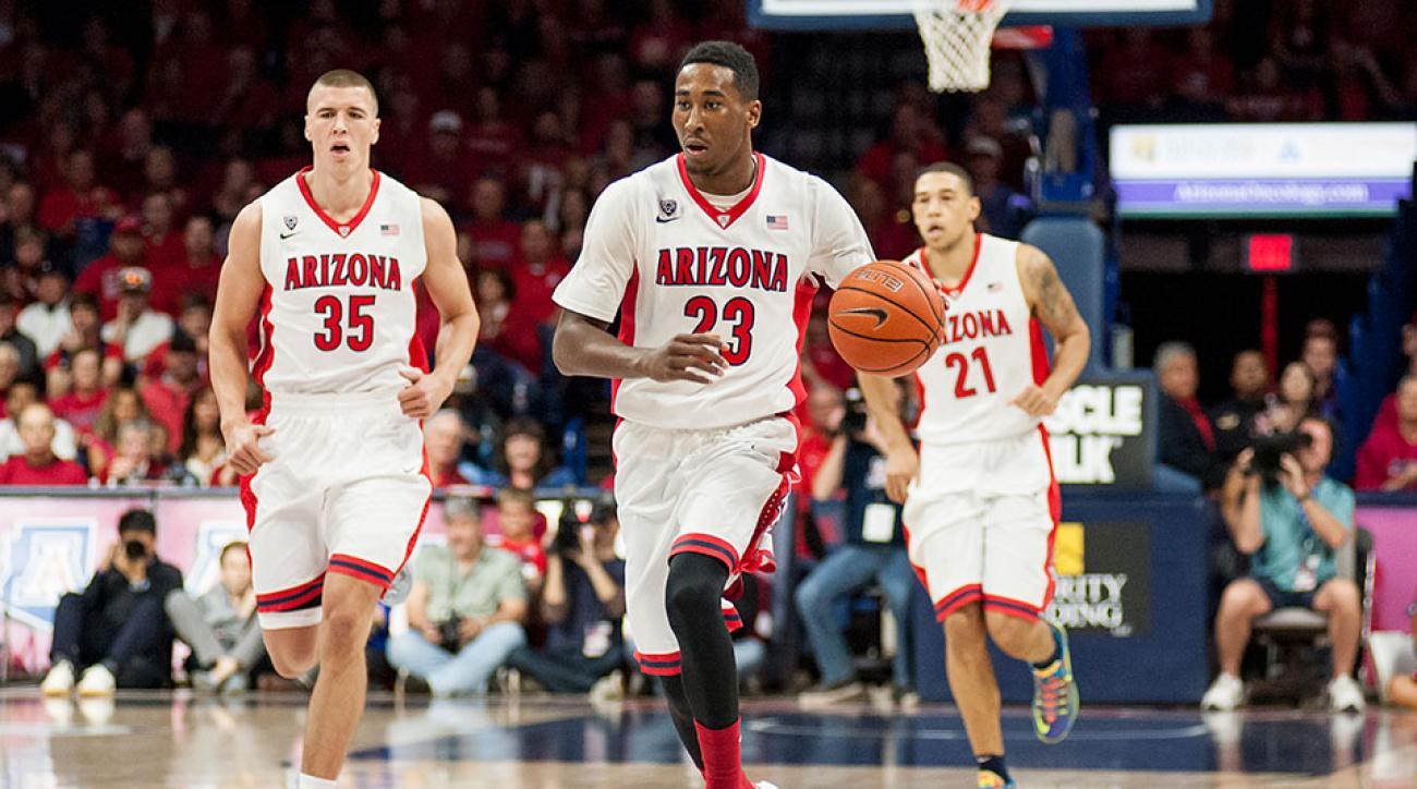 Arizona vs Arizona State basketball