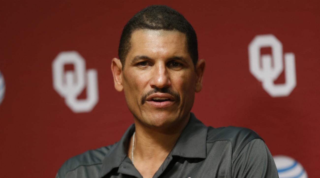 Oklahoma fires OC Jay Norvell