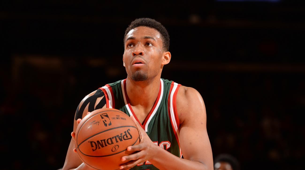 Jabari Parker Milwaukee Bucks left ACL surgery