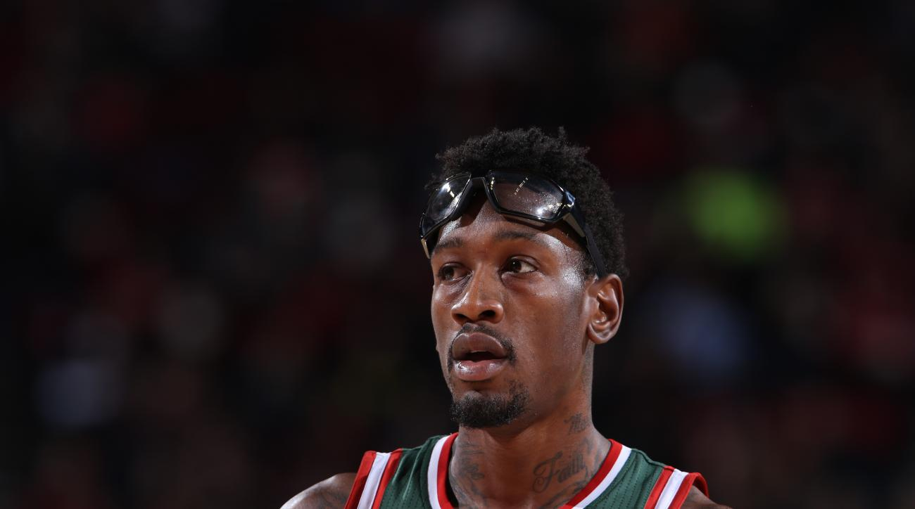 Larry Sanders Milwaukee Bucks personal reasons basketball
