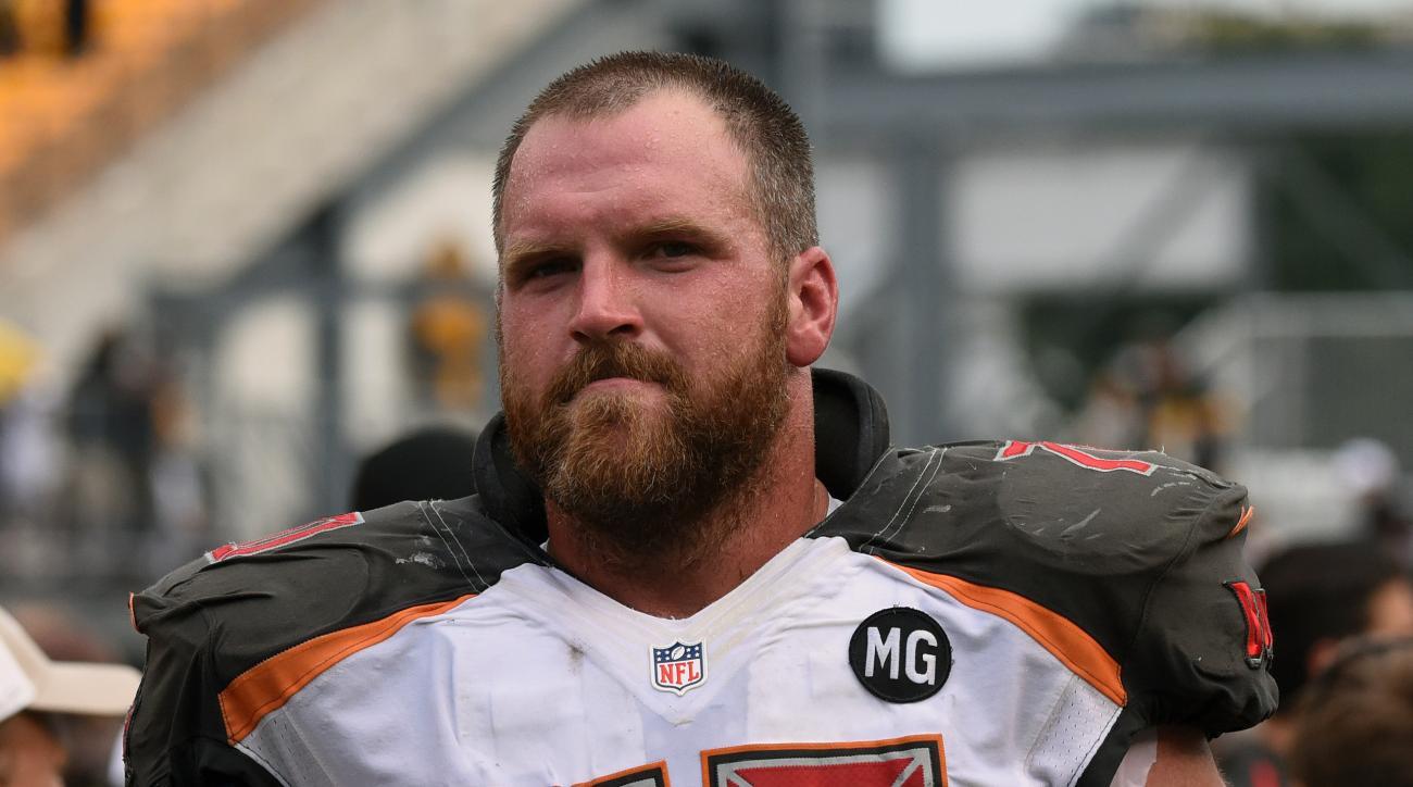 Buccaneers Logan Mankins Patriots trade